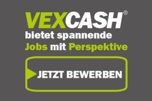 Jobs bei VEXCASH