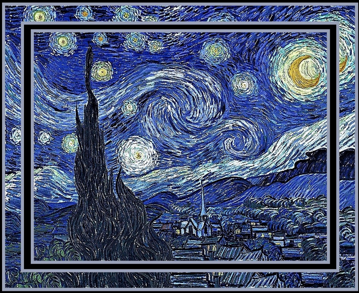 Don McLean - Vincent (Starry, Starry Night)