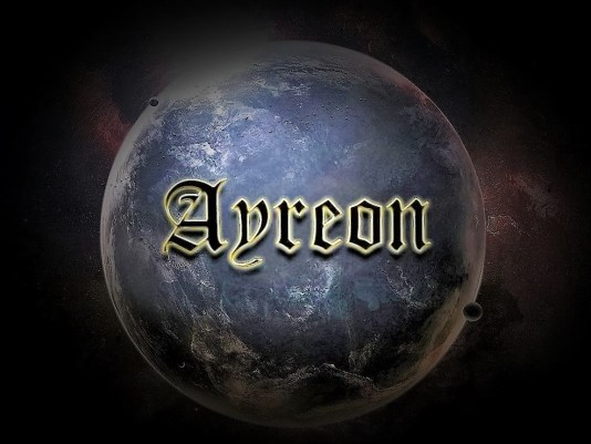 Ayreon Stranger Within [Official-Video]