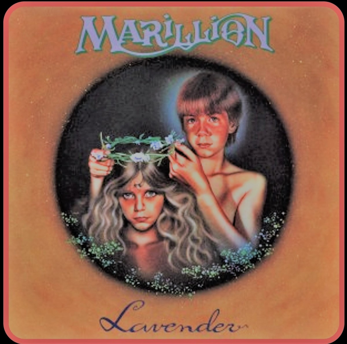 Lavender - Marillion