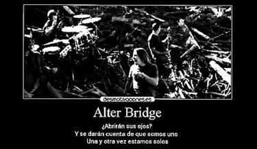 Alter Bridge Open Your Eyes