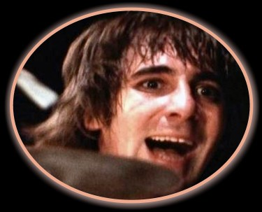 Keith Moon, drummer for The Who