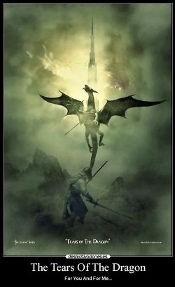 Bruce Dickinson - Tears of a Dragon