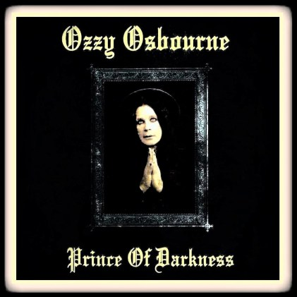 Ozzy Prince of Darkness