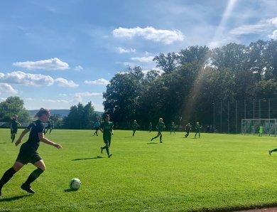 Spielbericht Woche 1 – VfB Obertürkheim beim SV Hegnach