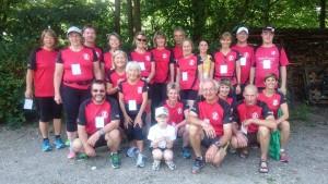 SWT-Lauf 2015 Gruppe