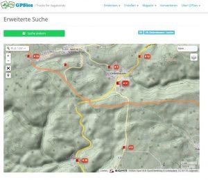 Gpsies Karte.22 Vfl Laufstrecken Online Ab Sofort Auf Gpsies Abrufbar Vfl E V