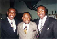 Dr. Myles Munroe and the Taiwos