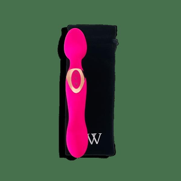 Dual Headed Dildo - Vibrator Sex Toy | V FOR VIBES