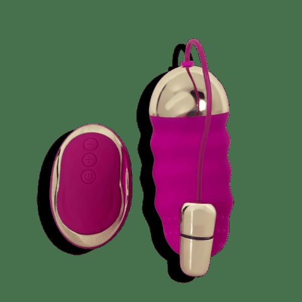 Remote Control Egg Vibrator, Multispeed Vibrator -Love Egg | VFORVIBES