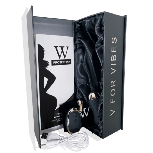Women's Rechargeable Egg Vibrator - Feminine Vibrator | V FOR VIBES