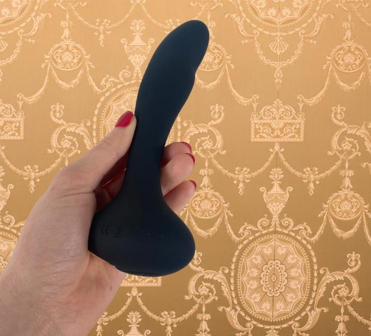 Dildo review, the best dildo review, this is a vibe, sexologist , more than sex, remote dildo review