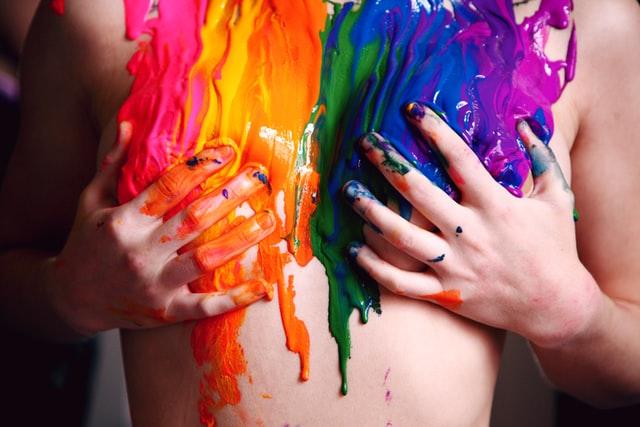 LGBTQ+ Community. Pride 2021.