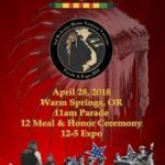 3rd Annual Welcome Home Vietnam Veterans Parade and Expo