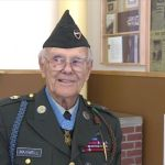 Group seeks state funeral for last WWII Medal of Honor recipient to die