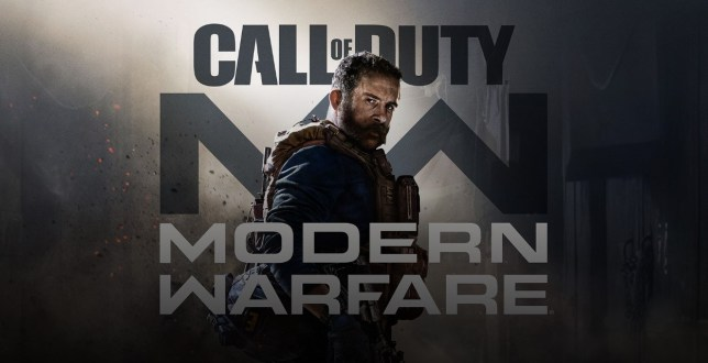 لعبة Call Of Duty Modern Warfare