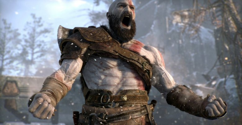لعبة God of War