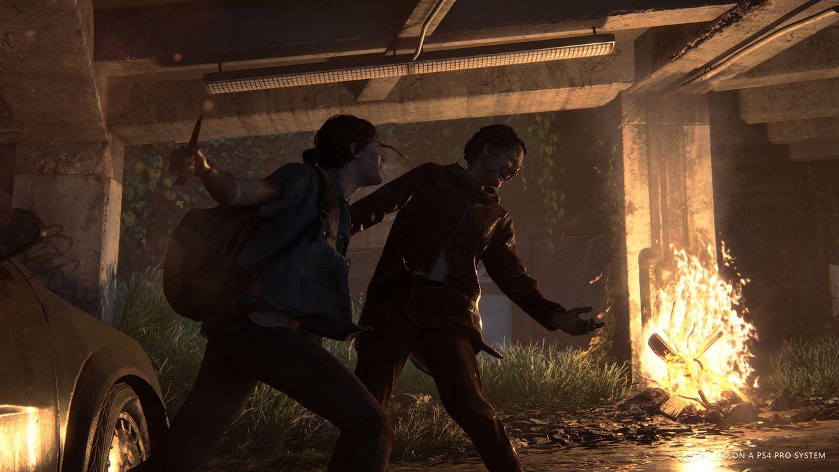 لعبة The Last of Us 2