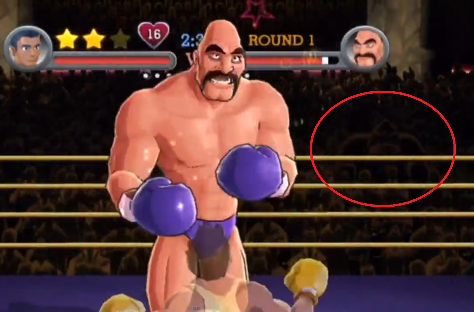 Punch Out Game View Single Trivia VGFacts