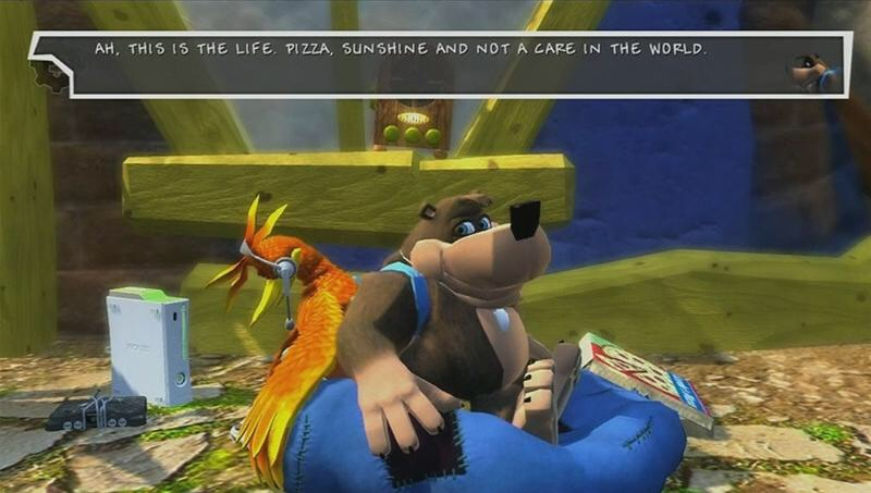 Banjo Kazooie Nuts And Bolts Game View Single Trivia