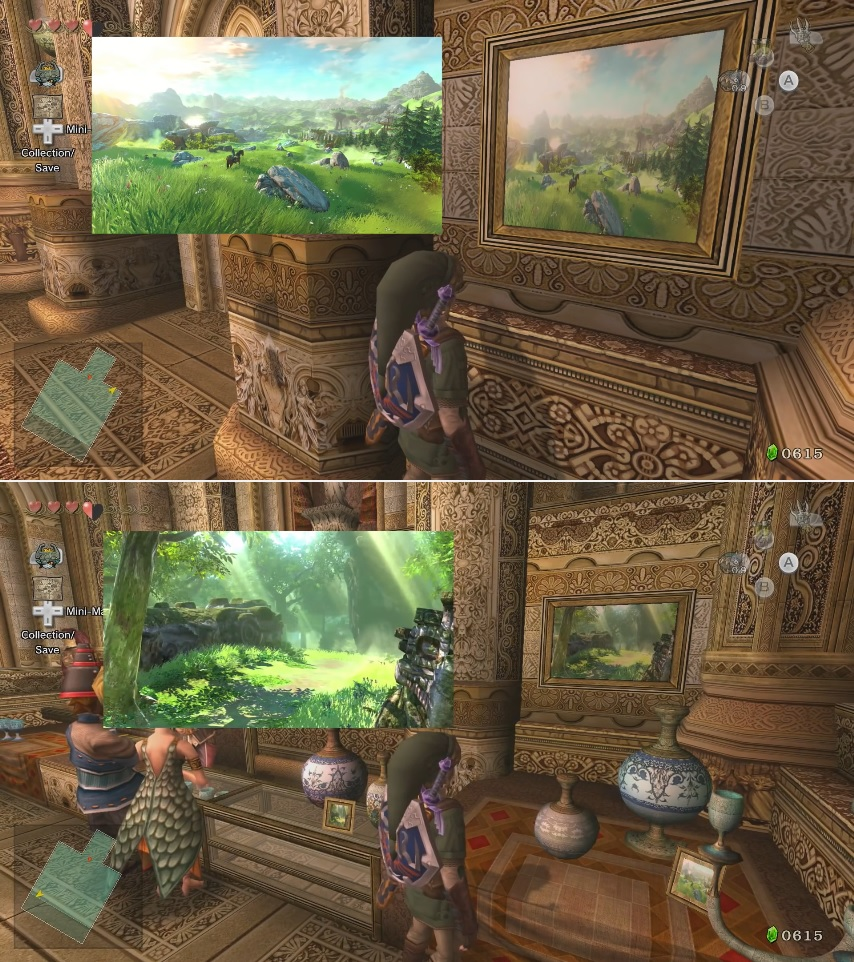 The Legend Of Zelda Twilight Princess HD Game View Single Trivia VGFacts
