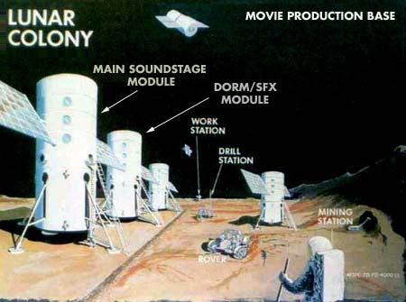 """The truth about the """"moon landings"""" – Seven whole days"""