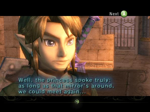 Ending For Legend Of Zelda Twilight Princess Nintendo