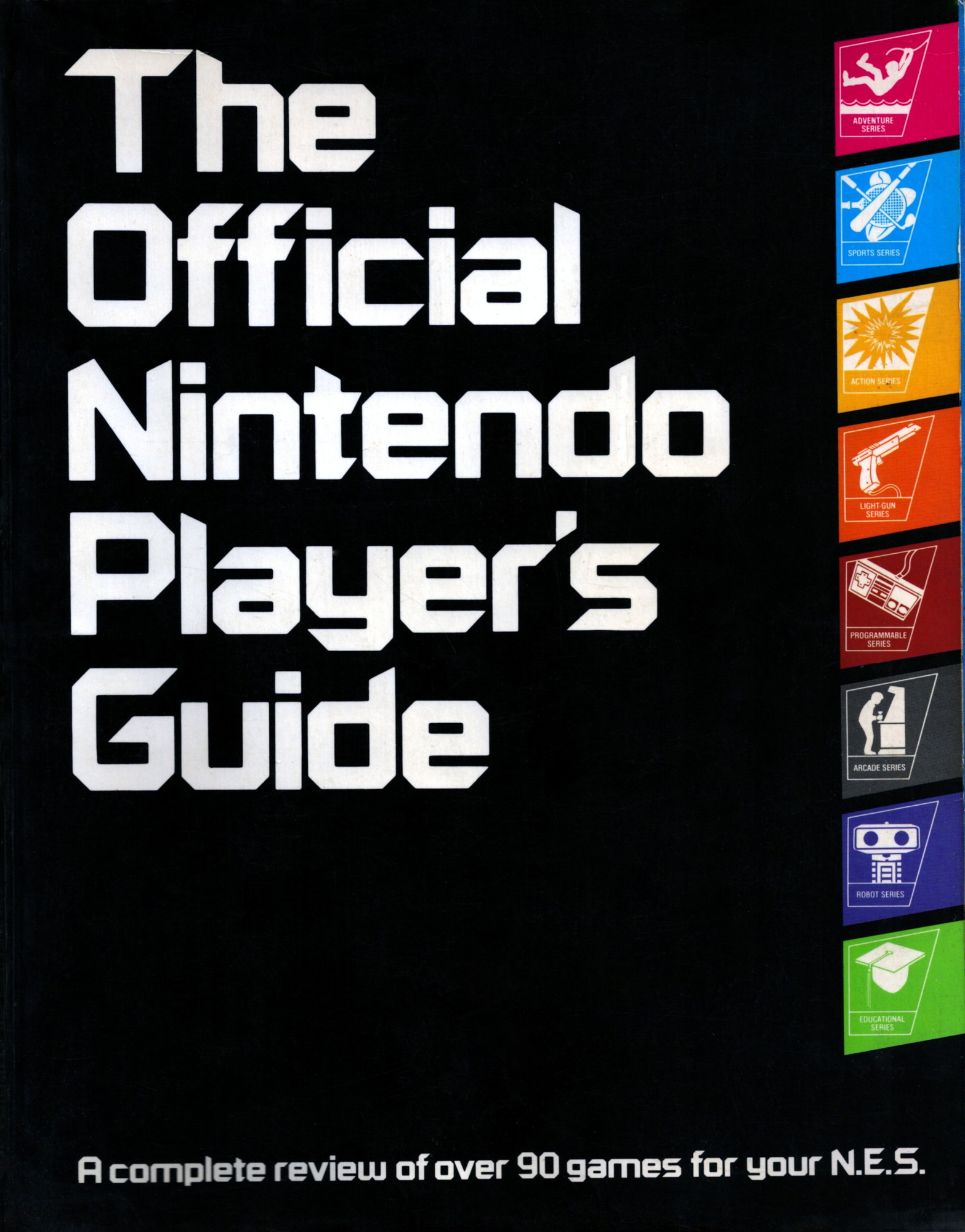 Official Nintendo Players Guide