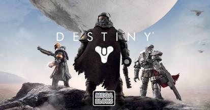 Destiny Mega Blocks