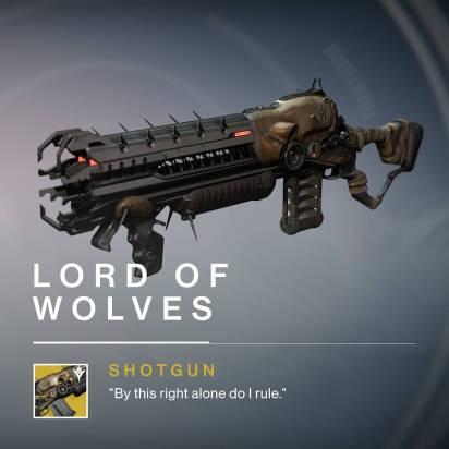 Destiny - Signore dei Lupi