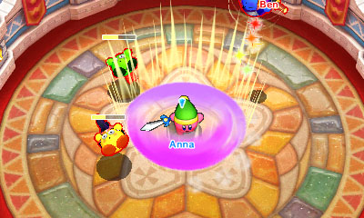 Kirby Battle Royale