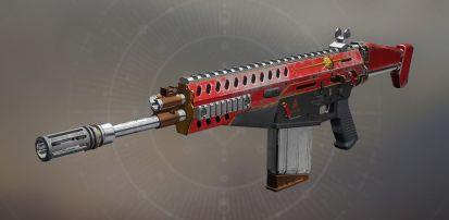 Destiny 2 - Contese di Fazione - Nuova Monarchia - Arma Stagione 2