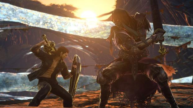 Final Fantasy XV: Episode Gladious