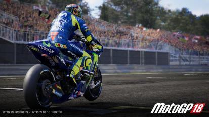 MotoGP18