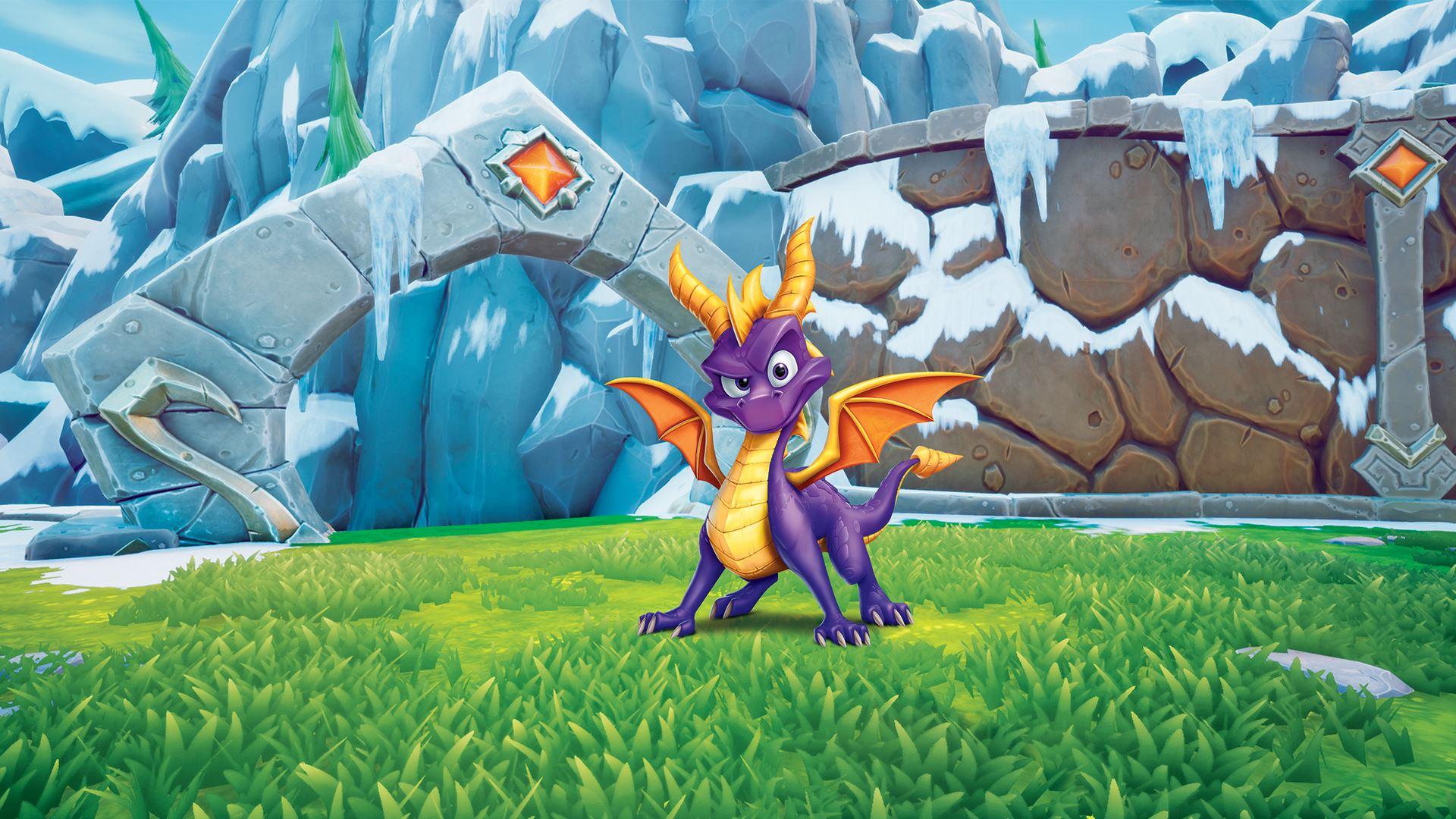 Spyro Reignited Trilogy Pre Order Per PS4 E Xbox One A