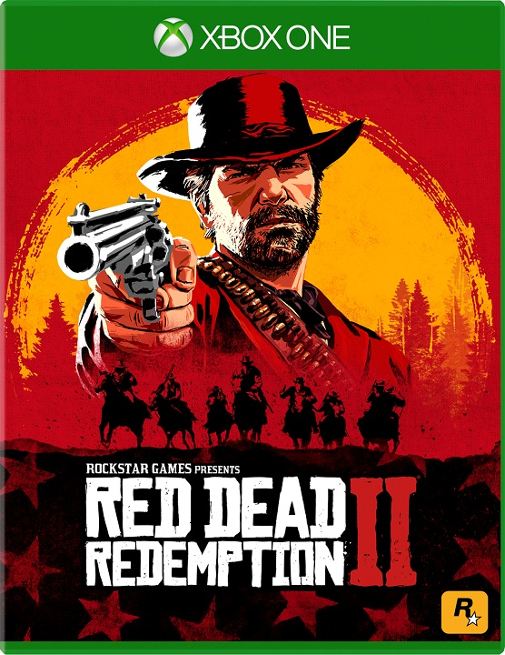 Red Dead Redemption 2 - Cover Xbox One