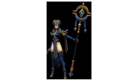 Heroes of the Storm - Sally Biancachioma