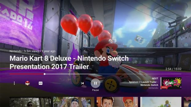 Nintendo Switch - YouTube