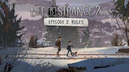 Life is Strange 2 - Episodio 2: Rules