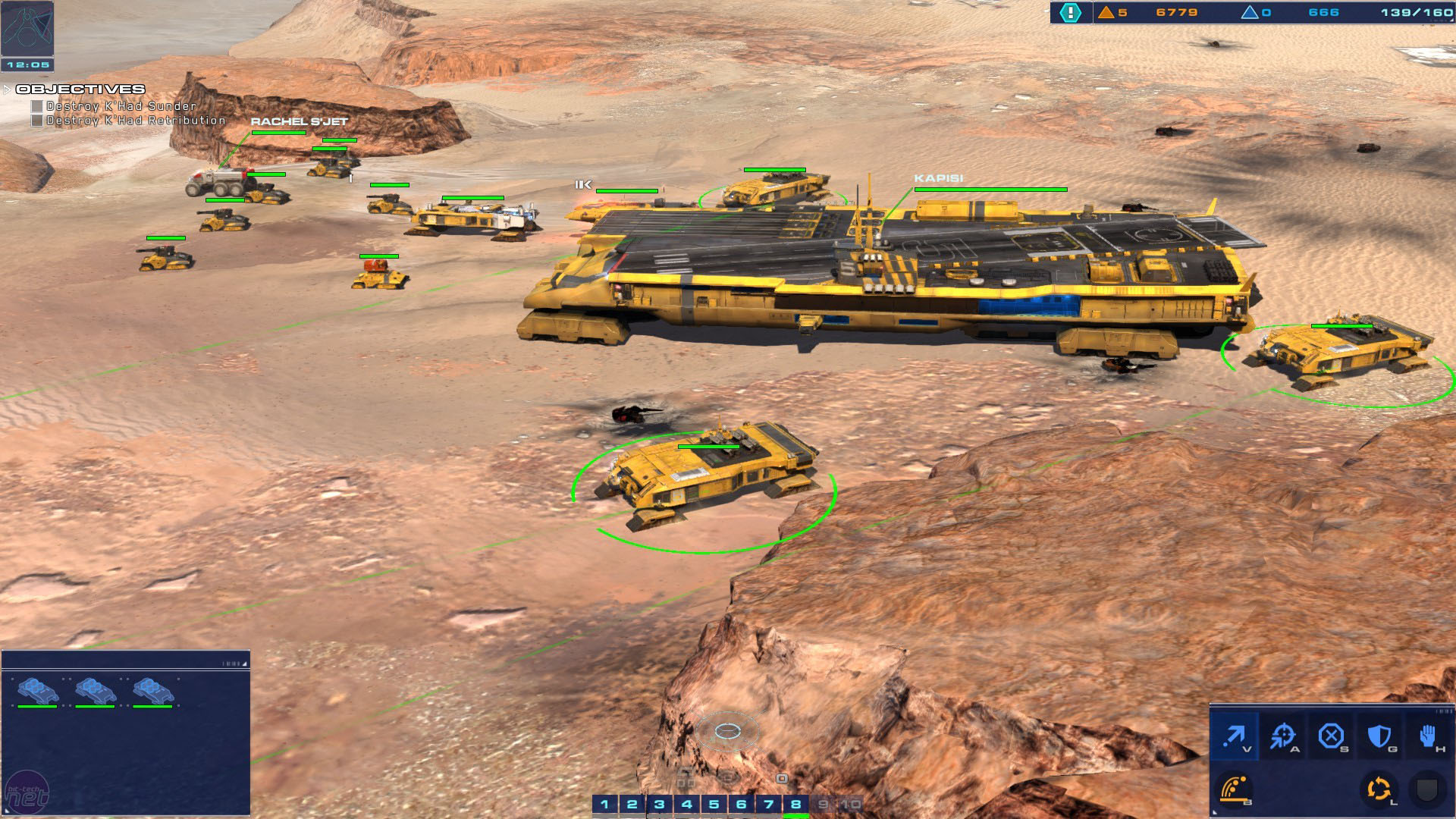 Homeworld Deserts of Kharak - VGProfessiona Review (2)