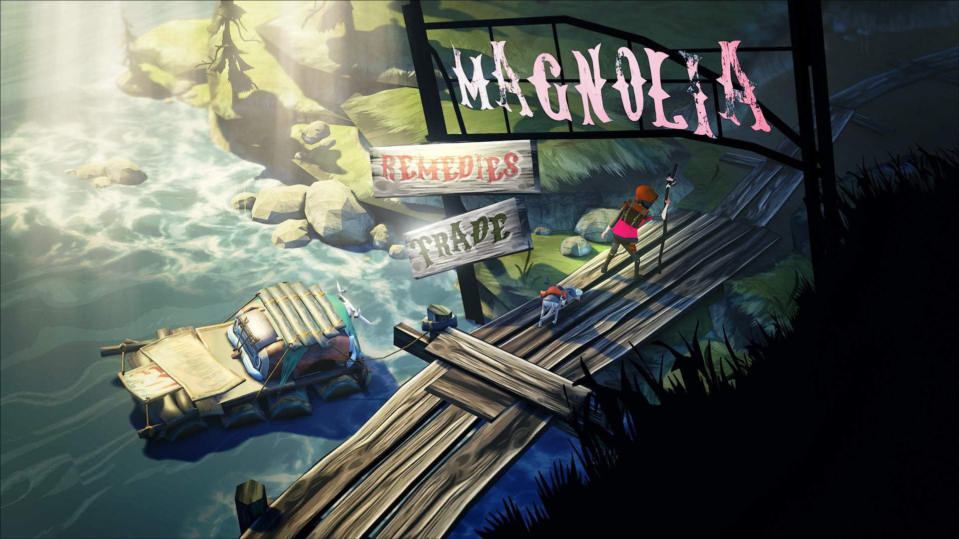 The Flame in the Flood - VGProfessional Review (2)