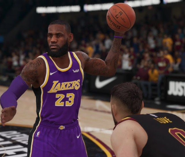 Nba Live 19 Update Ea Announces Massive Update With New Animations Commentary More