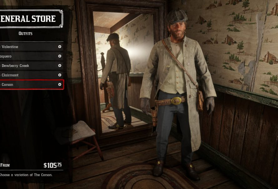 Red Dead Redemption 2 Outfits How To Change Clothes In RDR2