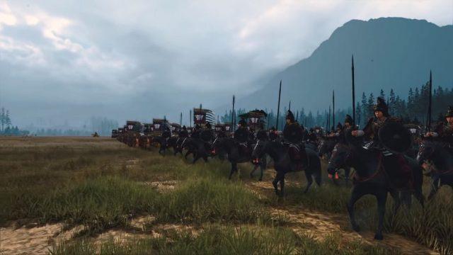 Total War Three Kingdoms Unit Sizes Extreme 2