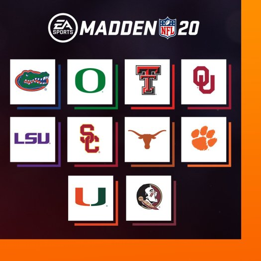 Madden 20 Pro Bowl, College Football Features Getting ...