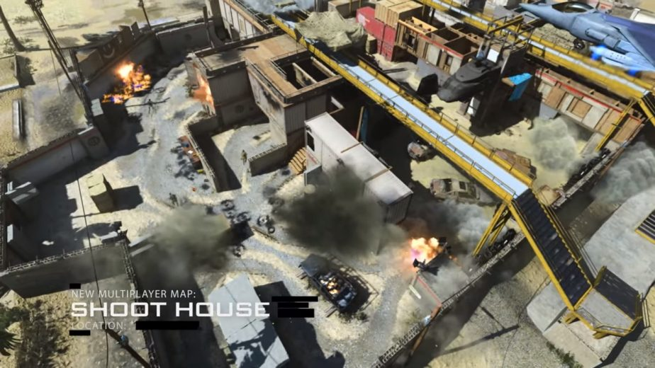 Call of Duty Modern Warfare Shoot House New Maps 2 924x520 - Patch per Call of Duty: Modern Warfare - bilanciamento delle armi