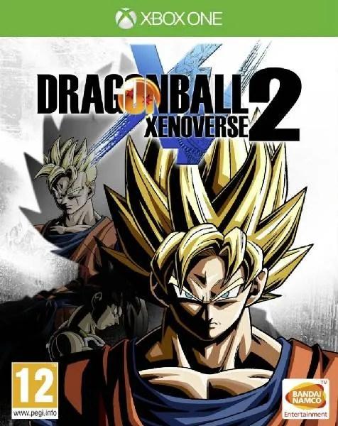 Dragon Ball Xenoverse 2 Xbox One cover