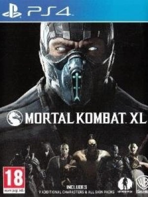 Mortal Kombat XL PS4 cover