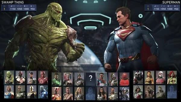 Injustice 2 for Sony PlayStation 4