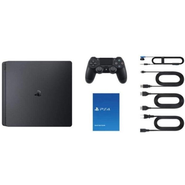 Playstation 4 Console Box Content